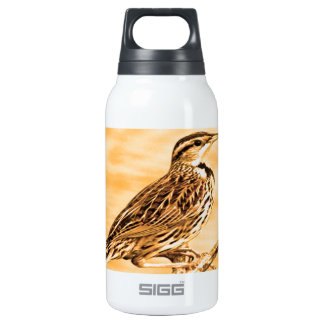 Birds of Ontario, Canada  Children Kids Zoo Wild 10 Oz Insulated SIGG Thermos Water Bottle