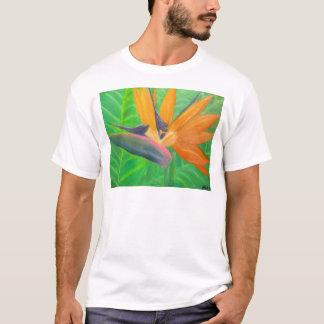 Birds of Paradise Flower T-Shirt