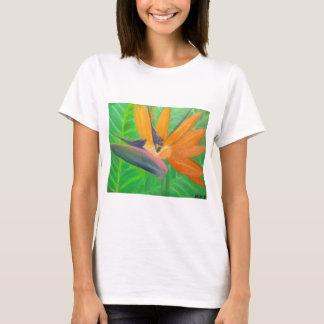 Birds of Paradise Flower Women's T shirt
