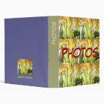 Birds of Paradise - Photo binder