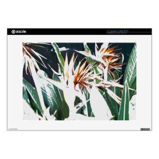 "Birds of Paradise 15"" Laptop Decal"