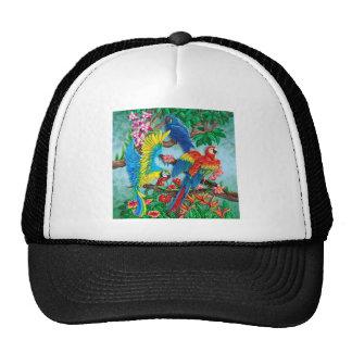 Birds of Paradise Trucker Hat