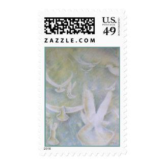 'Birds of Passage' Stamp