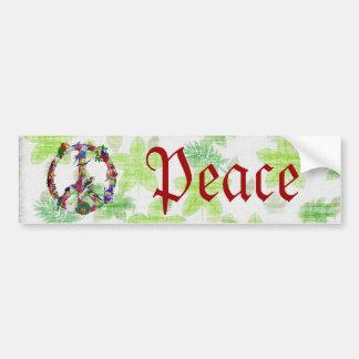 Birds Of Peace Bumper Sticker