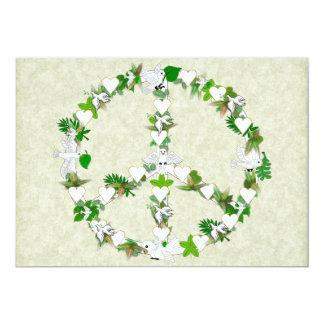Birds Of Peace Card