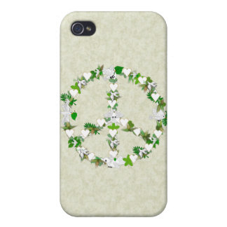 Birds Of Peace Cover For iPhone 4