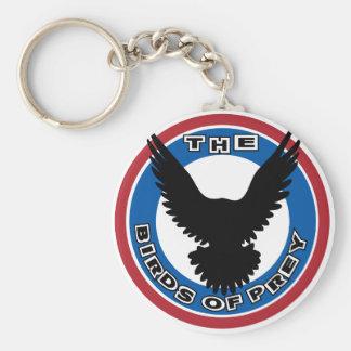 birds-of-prey keychain