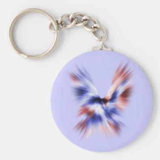 Birds of Prey Keychain