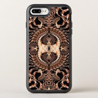 Birds of Prey Mandala OtterBox Symmetry iPhone 7 Plus Case