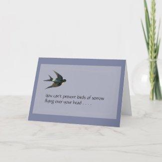 Birds of Sorrow - Card