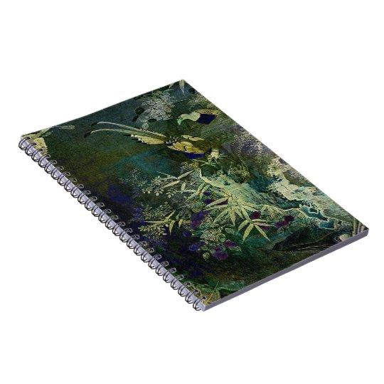 Birds of the Jungle Notebook