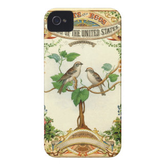 Birds of the United States iphone 4 Cover