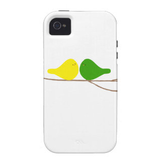 Birds on a Branch Vibe iPhone 4 Case