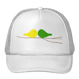 Birds on a Branch Trucker Hat