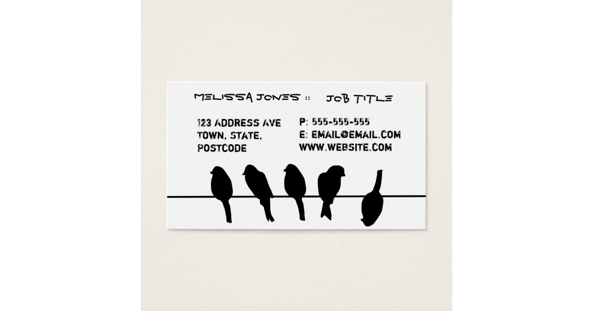 Funny Motivational Business Cards & Templates | Zazzle