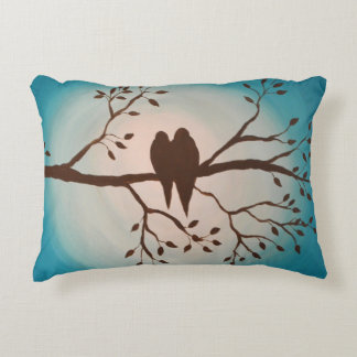 Birds on Branch 12 x 16 Pillow