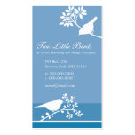Birds on Branches Business Cards