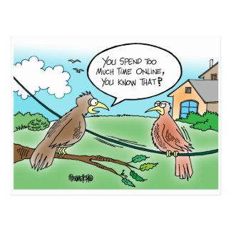 Birds Online Post Cards