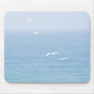 Birds over the Ocean Mouse Pad