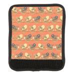 Birds pattern handle wrap