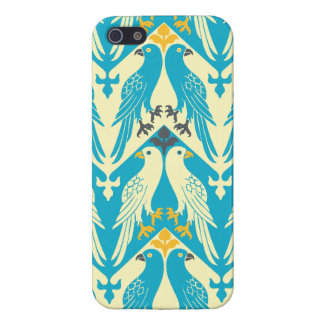 Birds  Pattern - Vintage Victorian Pattern - Girly Case For iPhone SE/5/5s