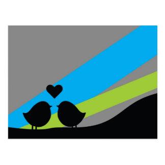 Birds - Postcard