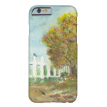Birds Shelter in an Autumn Tree iPhone Case iPhone 6 Case