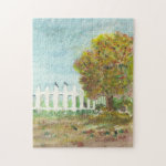 Birds Shelter in an Autumn Tree (Watercolor) Jigsaw Puzzles