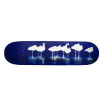 Birds Wildlife Animals Wetlands Photography Skateboard Deck