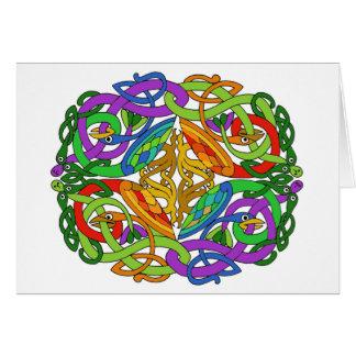 birdsandserpents card