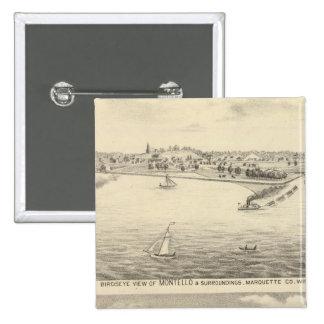 Birdseye view of Montello Pin