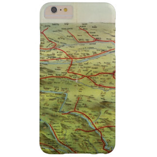 Birdseyes View Great Plains Barely There iPhone 6 Plus Case