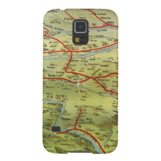 Birdseyes View Great Plains Case For Galaxy S5