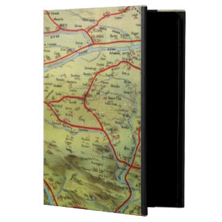 Birdseyes View Great Plains Cover For iPad Air