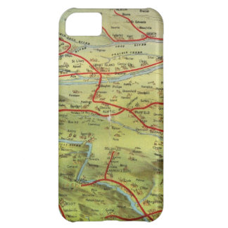 Birdseyes View Great Plains Cover For iPhone 5C
