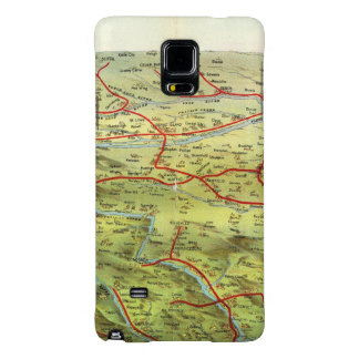 Birdseyes View Great Plains Galaxy Note 4 Case