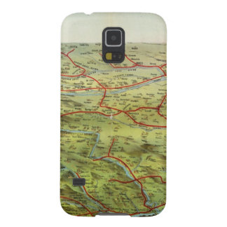 Birdseyes View Great Plains Galaxy S5 Cover