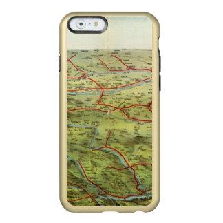 Birdseyes View Great Plains Incipio Feather Shine iPhone 6 Case