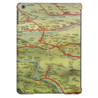 Birdseyes View Great Plains iPad Air Cases