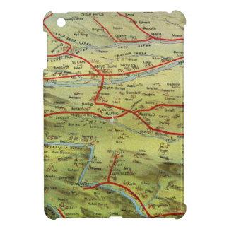 Birdseyes View Great Plains iPad Mini Cases