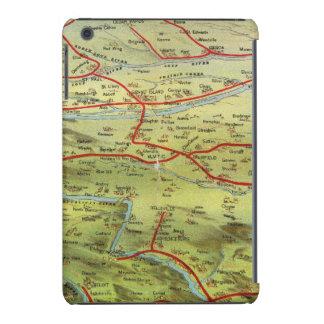 Birdseyes View Great Plains iPad Mini Retina Cover