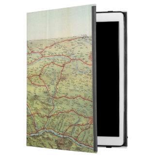 Birdseyes View Great Plains iPad Pro Case