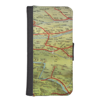 Birdseyes View Great Plains iPhone 5 Wallet