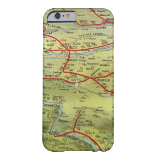 Birdseyes View Great Plains iPhone 6 Case