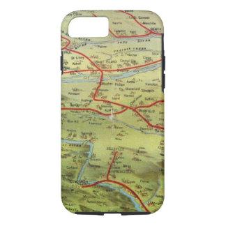 Birdseyes View Great Plains iPhone 7 Case