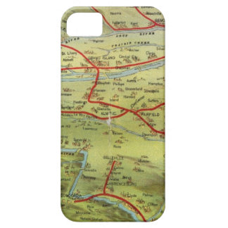 Birdseyes View Great Plains iPhone SE/5/5s Case