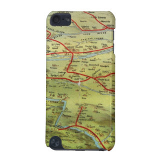 Birdseyes View Great Plains iPod Touch (5th Generation) Case