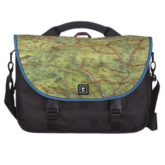 Birdseyes View Great Plains Commuter Bags