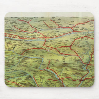 Birdseyes View Great Plains Mouse Pad