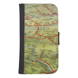 Birdseyes View Great Plains Phone Wallet